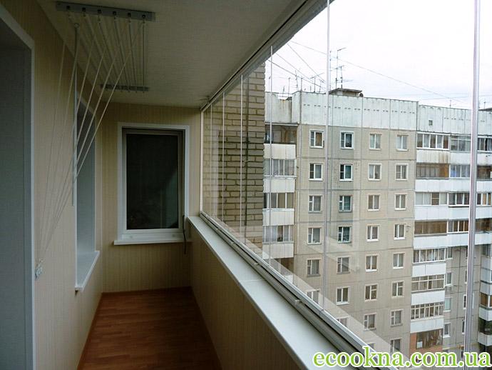Безрамное остекление в киеве (044) 361-34-36 пластиковые окн.