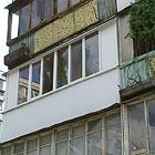 Наружная отделка балкона фаворит окон.