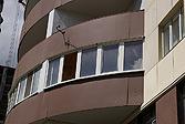 Полукруглые балконы и лоджии остекление (044) 361-34-36 плас.